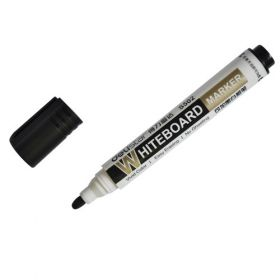 Deli Whiteboard Marker (Black) - 1 Pc