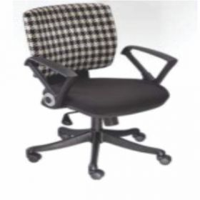 Executive  Chair Afc-301  Nylon  Nylon Base  Synchro Tilt  Pp Arms  Fabric