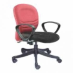 Executive  Chair Afc-307  Nylon  Nylon Base  Synchro Tilt  Pp Arms  Fabric