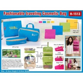 Fashionable Travelling Cosmetic Bag (H-1513)