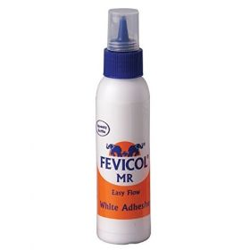 Fevicol Mr Squeeze Bottle,100 Gms - 5Pcs