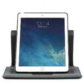 I Pad Air 2 Tar For 6 Versavu 360 Degree Rotatable Protective-Stand-Black-Blue