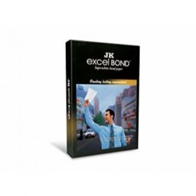 Jk Excel Bond Paper - A4, 100 Sheets Pack, 90 Gsm -(10 Reams)