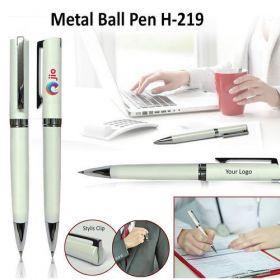 Metal Roller Pen (H-219)