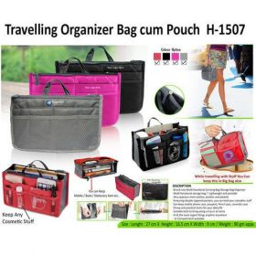 Multi-Functional Travelling Organizer Bag (H-1507)