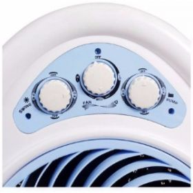 """Pik-Up 12"""" Tower Air Cooler  (White, 30 Litres)"""