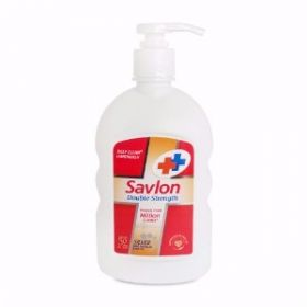 Savlon Handwash, Double Strength, 220Ml