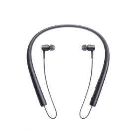 Sony Mdr-Ex750Bt In-Ear Wireless Hi-Res Audio Headphones With Bluetooth And Nfc (Black)