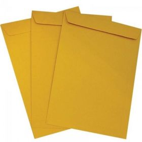 Good Make Yellow Envelope (10 X 14) Pack Of 50