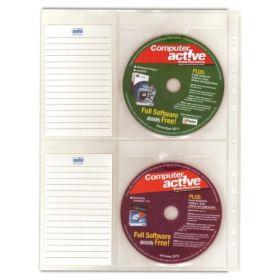 CD Wallet Pocket with Label (CD010) Pack of 10pcs.
