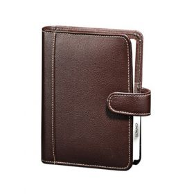 Personal Planner Synthetic-Brown