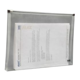 Document Bag - Zipper Closure L/S, Pack of 10 pcs (MC115)