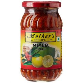 Mother's Recipe Mixed Pickle, 400g