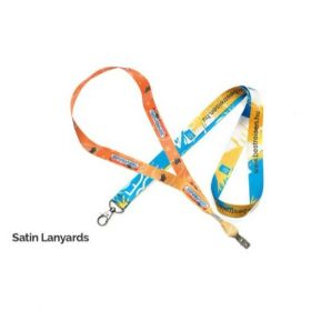 Satin Premium Lanyards 20Mm