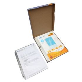 Sheet Protector - Safeguards, Packs of 100 pcs (SP401)