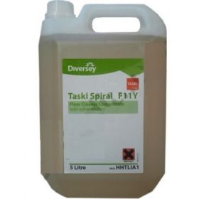 Taski Spiral Floor Cleaner - 5 ltr