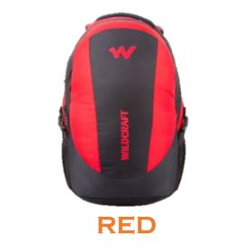 Wildcraft Trident Laptop Backpack - Red