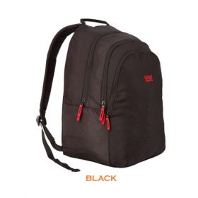 Wildcraft U 3 Laptop Backpack - Black