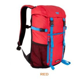 Wildcraft Urbana Laptop Backpack -Red