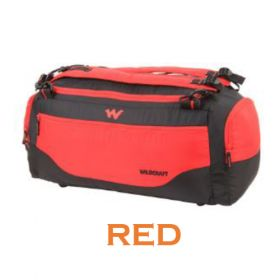 Wildcraft Venturer Duffle Bag - Red