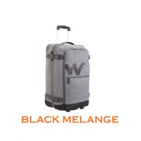 "Wildcraft Voyager Broadcase 24"" - Black Melange"