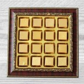 Zest Chocolates PhotoFrame pack of 16 pcs