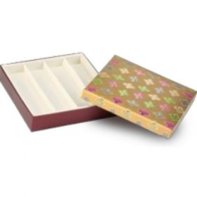 Antique Gold Square 300 - 500 Gms Box (4 Lines)