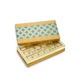 Gold Rectangular 450 - 750 Gms Box (18 Parts)