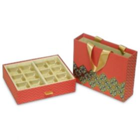 Peach Small Bag Box 450 - 750 Gms (12 Parts)