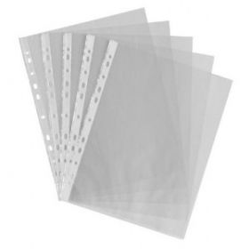 Punch Folder - Fc Size, 12 Guage Pack Of 5- 10 Packs(50 Pcs)