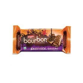 Britannia Bourbon Biscuit- 120Gms(Pack Of 6) - 5Packs