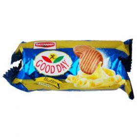 Britannia Goodday Butter - 120 Gms(Pack Of 6) - 5Packs