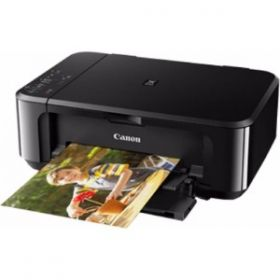 Canon Pixma Mg3670 Multi-Function Printer  (Black)