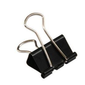 Deli Binder Clip 25Mm (Black) Box