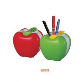 Deli Cartoon Pen Stand(Assorted)W9139