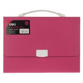 Deli Expanding File(Assorted) W38126 - 1 Pc