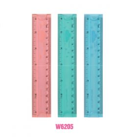 Deli Flexible Ruler(Assorted)W6205