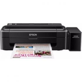 Epson L130 Single Function Inkjet Printer  (Black)
