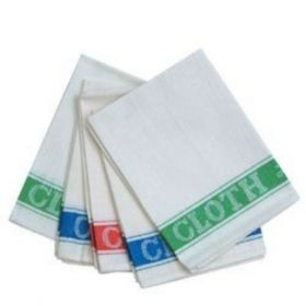 Glass Cloth - Big - 24Pcs