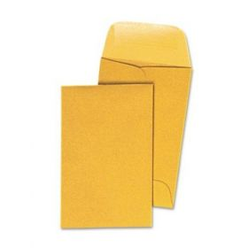 Yellow Envelope Small-250Pcs(5Packs)
