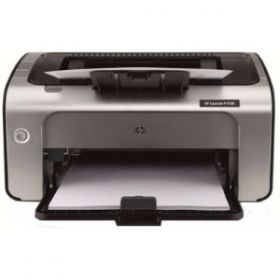 Hp P1108 Single Function Printer  (Black, White)
