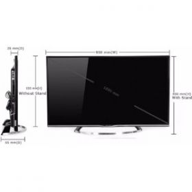 Micromax 106Cm (42) Ultra Hd (4K) Smart Led Tv  (42C0050Uhd, 3 X Hdmi, 3 X Usb)