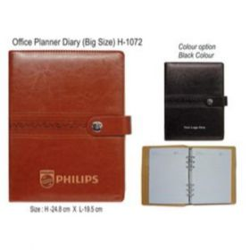 Office Planner Diary (H-1072) - Big Size