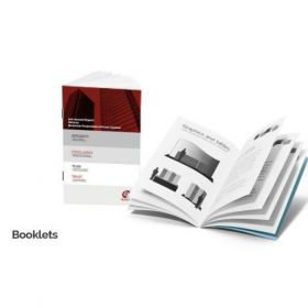A4 Booklets (Portrait 16 Sides)(25 Booklets)