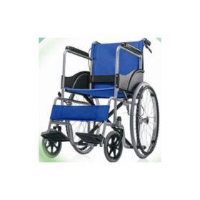 Basic Wheelchair Premium - Blue