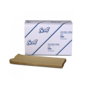 C-Fold Tissue Towel Scott 01150A, 21X32Cm, 200Shts, 24 Slvs  - 1 Pc