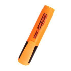 Camlin Highlighter Marker Pen, Orange - 7287135(Pack Of 10)- 5 Packs(50 Pcs)