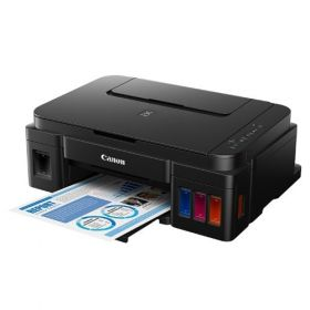 Canon Pixma G2000 All-In-One Inkjet Printer (Black)