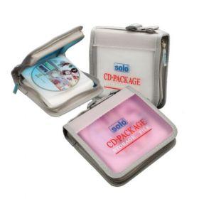 Computer CD Wallet, Zipper (CD032)