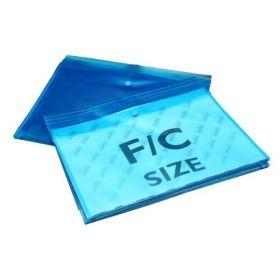 Document Envelope Bag , Button Closure, Pack of 10 pcs, (CH118)